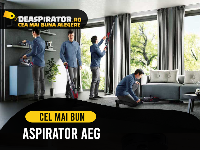 aspirator aeg