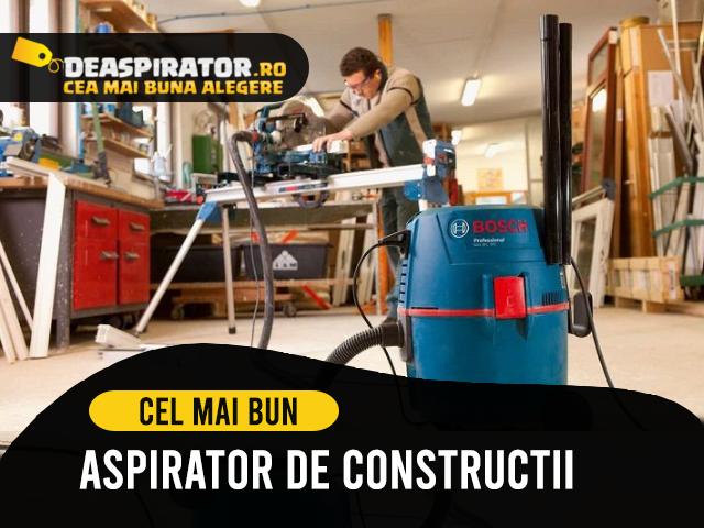 aspirator constructii