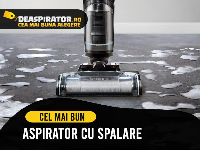 aspirator cu spalare
