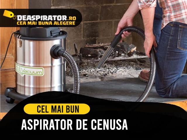 aspirator de cenusa