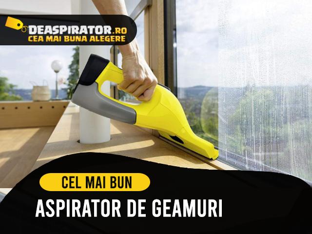 aspirator de geamuri
