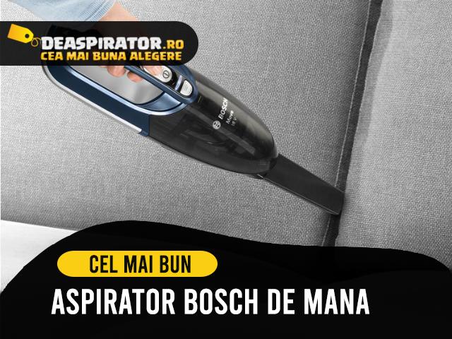 aspirator de mana bosch