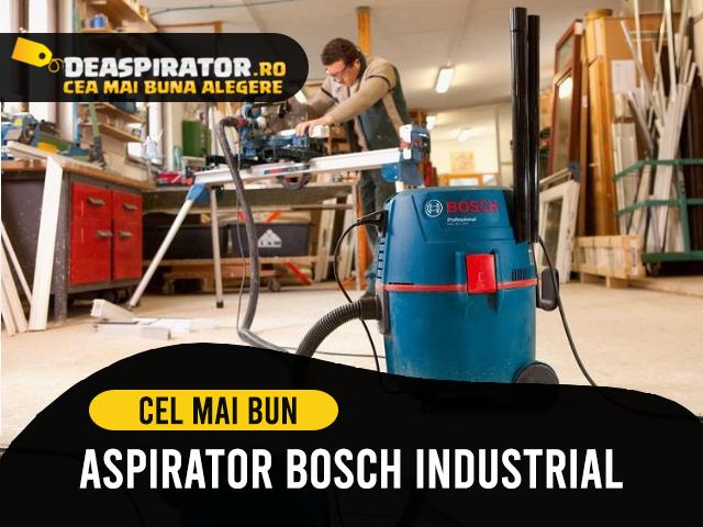 aspirator industrial bosch