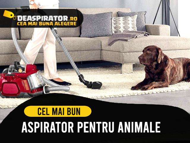aspirator pentru animale