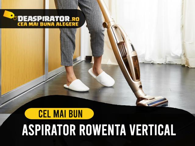 aspirator rowenta vertical
