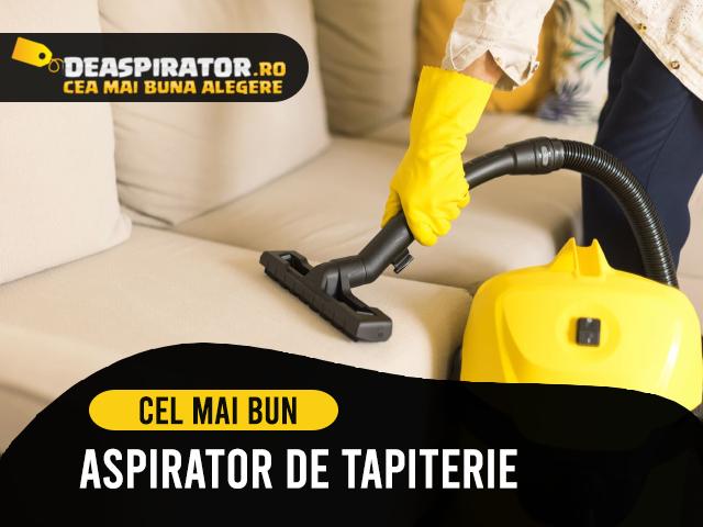 aspirator tapiterie